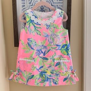 NWT Little Lilly Pulitzer Shift